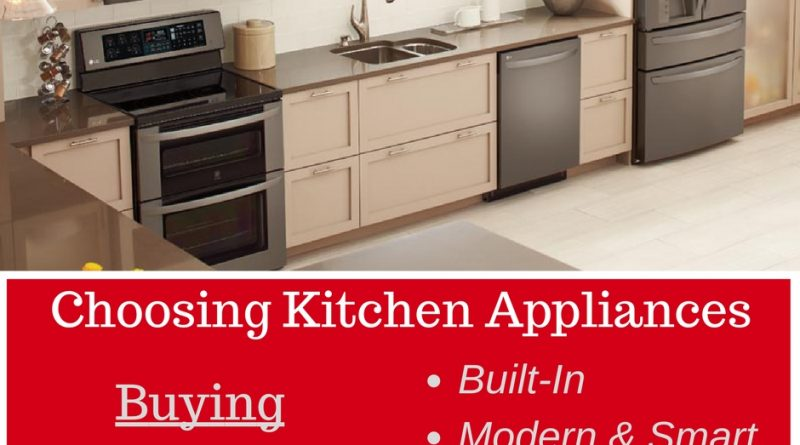 Choosing Kitchen Appliances   LG At Best Buy Buying Guide | The Mommy Bunch