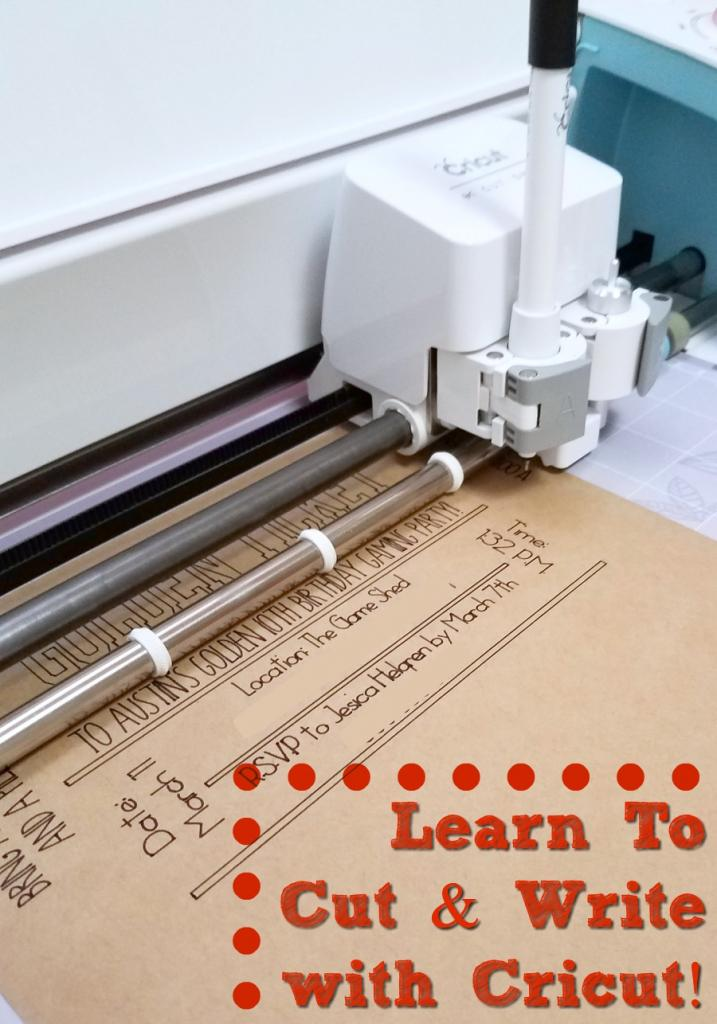 What Tools Do You Need To Use A Cricut - Cardstock Tutorial | Mommy