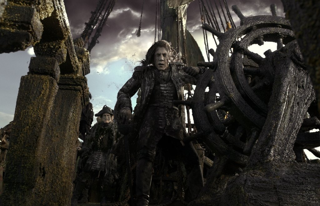 Pirates Of The Caribbean: Dead Men Tell No Tales — New Trailer!