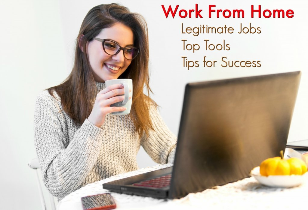 How To Make Working From Home Work – Top Remote Jobs and Tools to Succeed