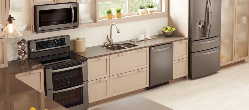 Choosing Kitchen Appliances - Buying Guide