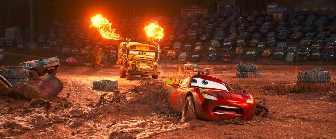 Will Lightning Strike One More Time? See The New Cars 3 Trailer
