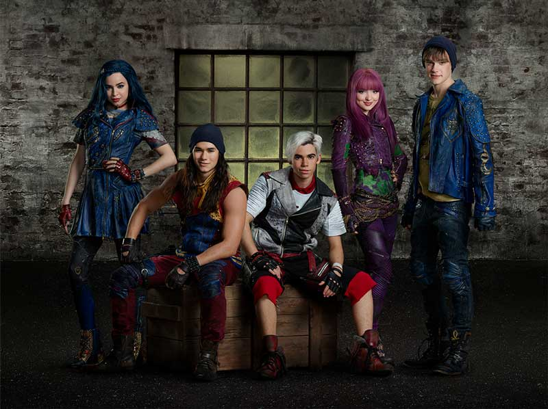 Descendants 2 – Coming July 21st to FIVE networks!