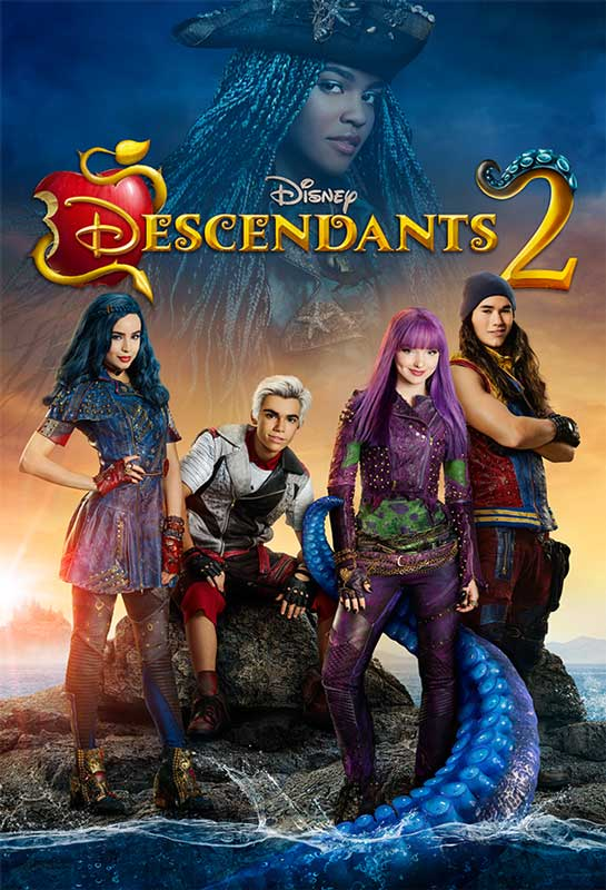 If you loved Descendants, you are going to be amazed by Descendants 2!