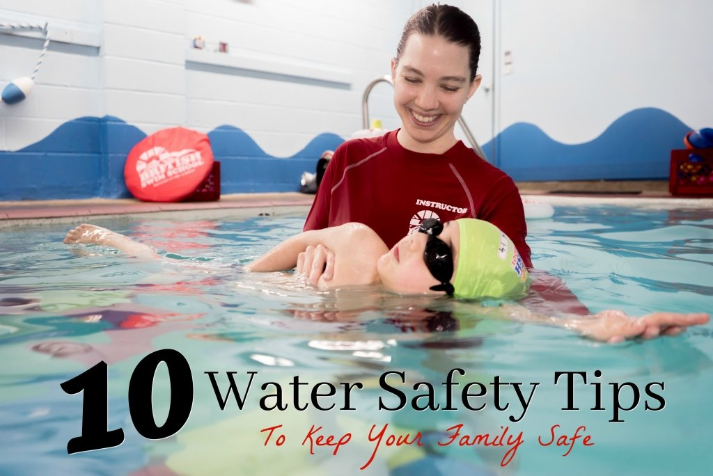 10 Water Safety Rules