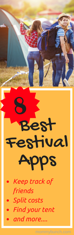 Soon we'll be gathering with friends to celebrate our love of music, food, fun, and friends! Make your festival days a little easier with the 8 best festival apps to simplify and enhance your experience!