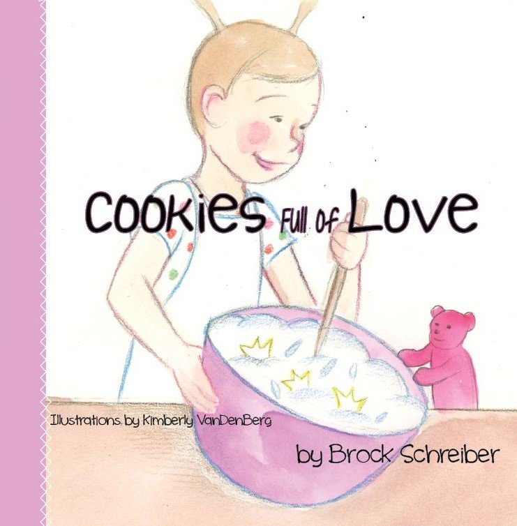 Cookies Full Of Love Best Kids Bedtime Story