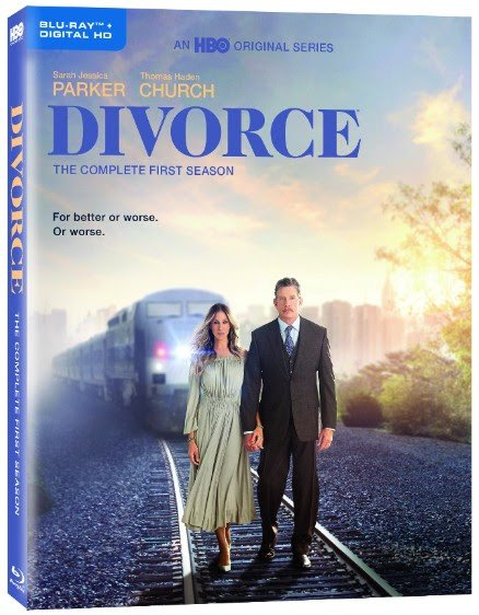 HBO's Divorce – Season One Available Now