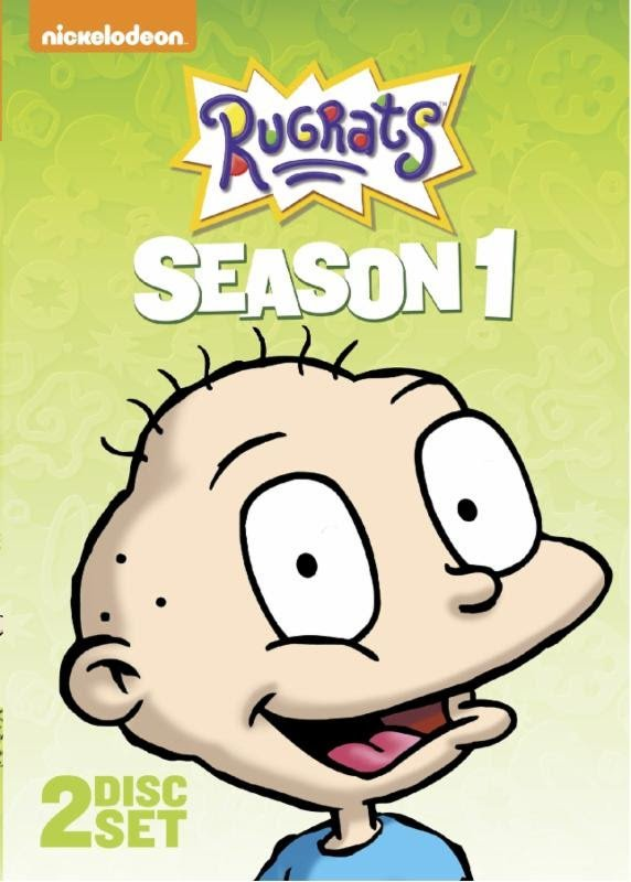 It's like a blast back to my childhood when my kids are watching the very shows that I used to watch as a kid. Rugrats season 1 and season 2 are both available in all-new DVD releases and my kids are hooked! 