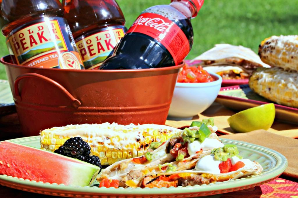 Grilled Quesadillas and Mexican Street Corn – Perfect For Summer!