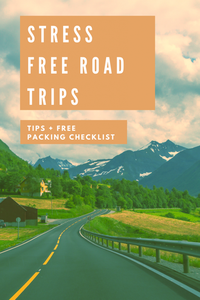 Plan The Ultimate Road Trip