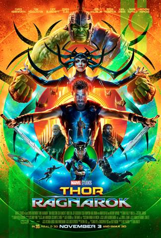 Thor: Ragnarok Faces The Goddess of Death and I Can't Wait!
