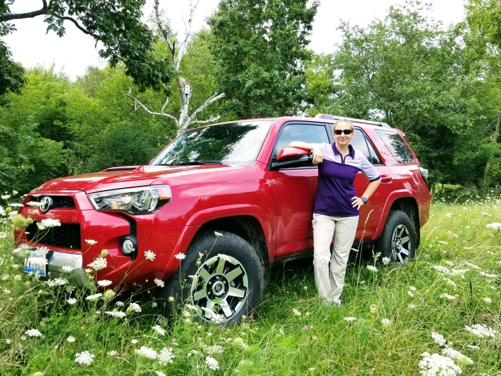 Going Off-Road with the 2017 Toyota 4Runner TRD Off-Road Premium
