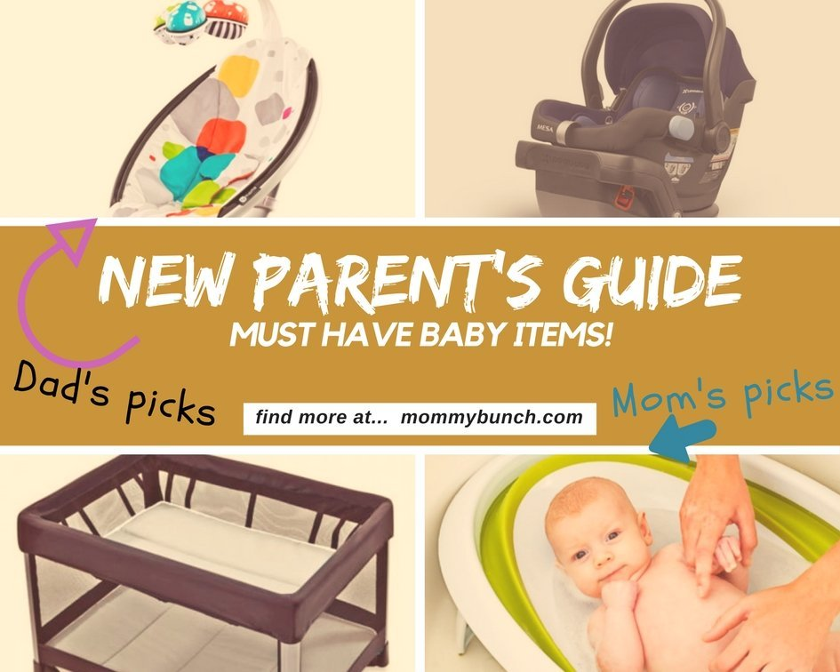 Must Have Baby Items For New Parents – Dad's Top Picks!