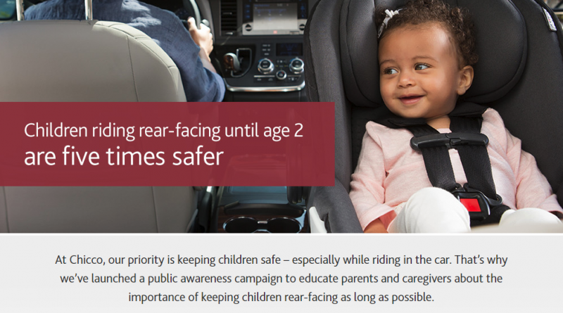 Keeping Kids Safe - When To Turn Around Your Car Seat | The Mommy Bunch