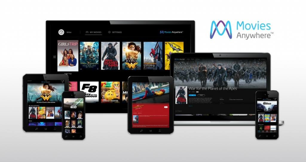 Make Any Night Movie Night with Movies Anywhere!