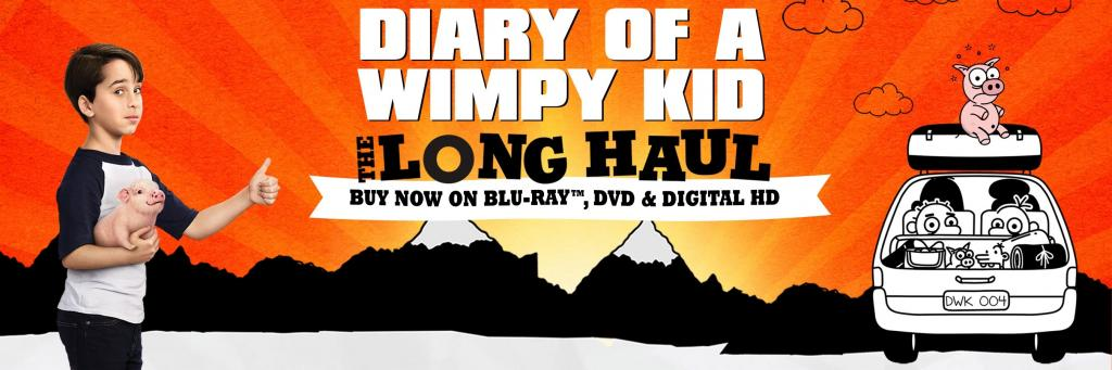 Diary Of A Wimpy Kid: The Long Haul – Kids Love It!