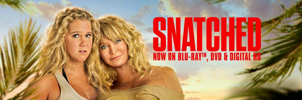 Snatched – Available Now On Blu-Ray & Digital HD