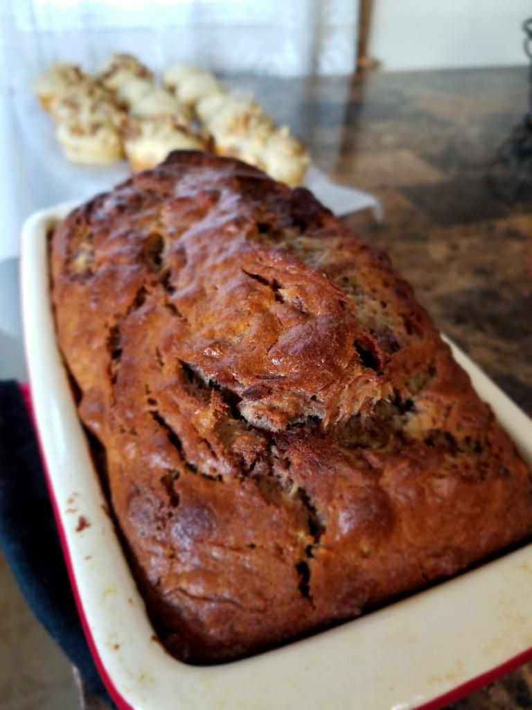 Teach Your Kids To Cook - chocolate banana bread