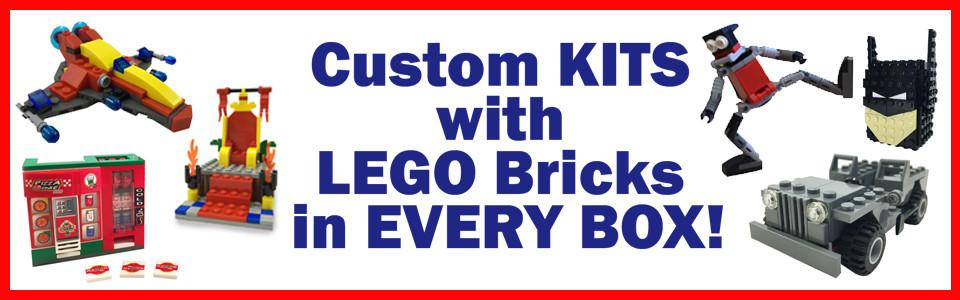 Brick Loot – The Subscription Box for LEGO and Brick Lovers