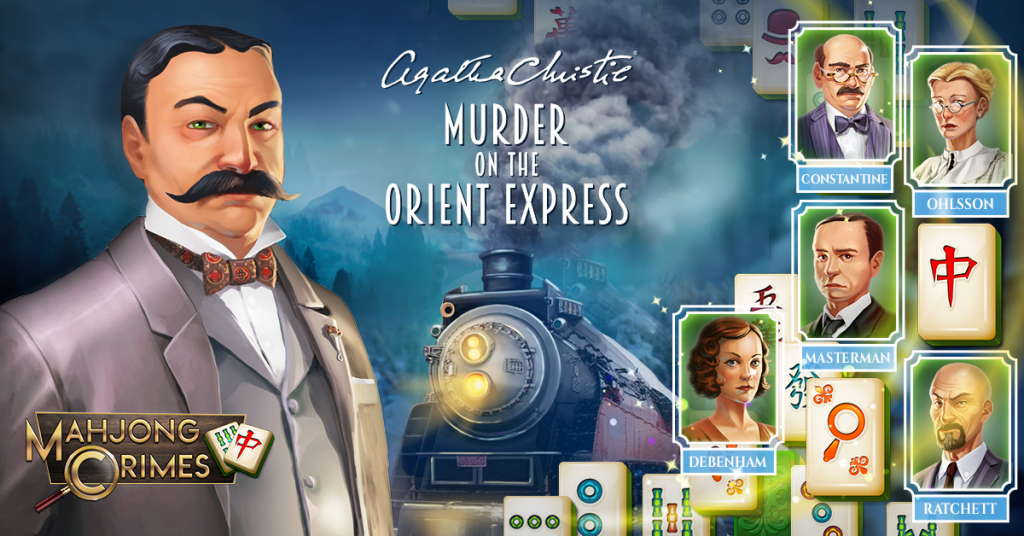 Mahjong and Murder On The Orient Express – Your Next Addiction Is Here!
