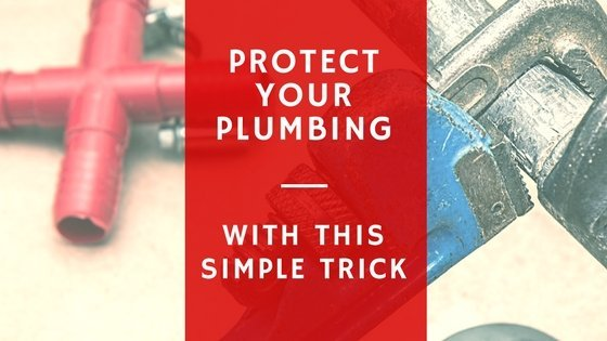 Protect Your Pipes With This Simple Trick
