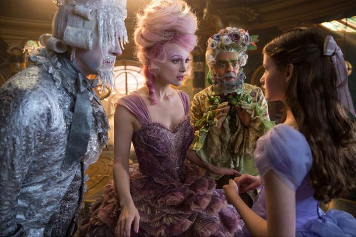 Nutcracker And The Four Realms – New Trailer!