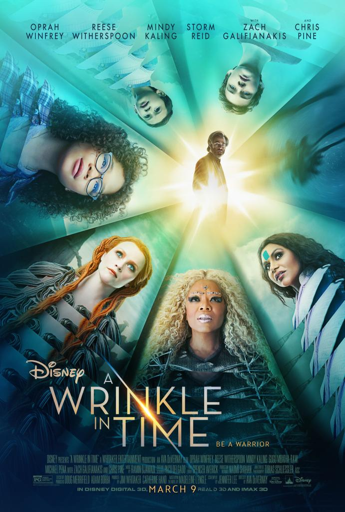 A Wrinkle In Time Series Read-A-Thon