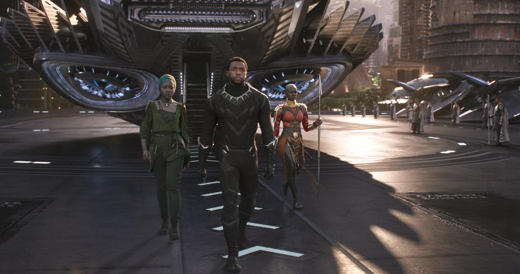 Black Panther – From Page To Screen