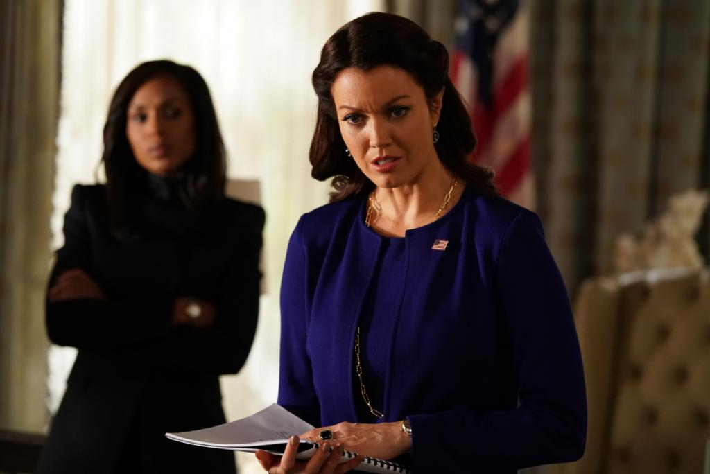 How Scandal Should End According to Bellamy Young