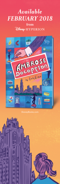 If you love mystery and intrigue, if you love solving puzzles, and if you love hunting for clues – The Ambrose Deception is going to be a book you won't want to miss!