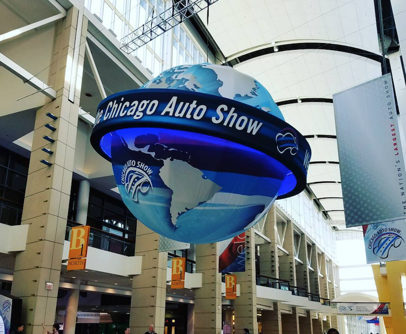 Learn About Why Steel Matters at The Chicago Auto Show