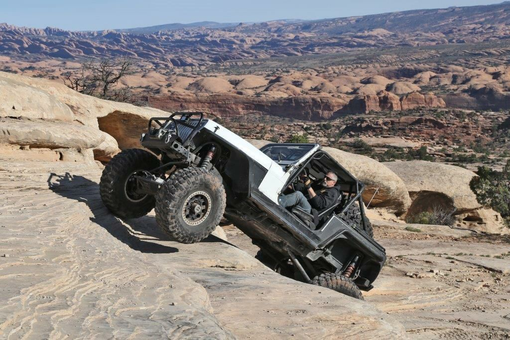 Where to Take Your Jeep Off Road in Texas
