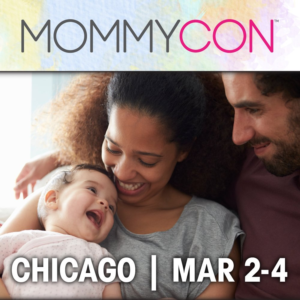 MommyCon Chicago – Sessions To Look Forward To