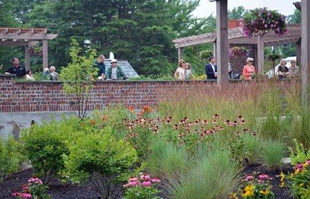 long island state parks sensory garden