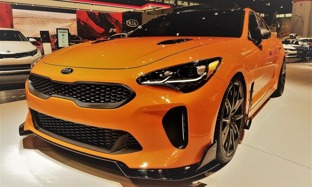 Why You'll Love The Kia Stinger