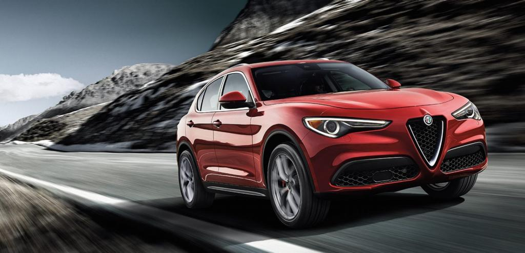 Alfa Romeo Stelvio – An SUV Born From A Racing Pedigree