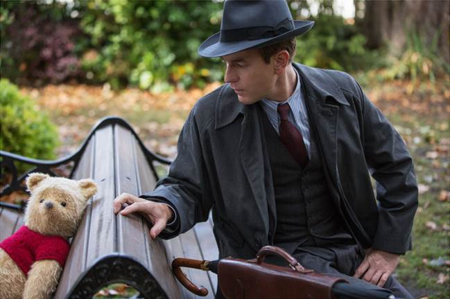 Disney's Christopher Robin Comes To Theaters This Fall!