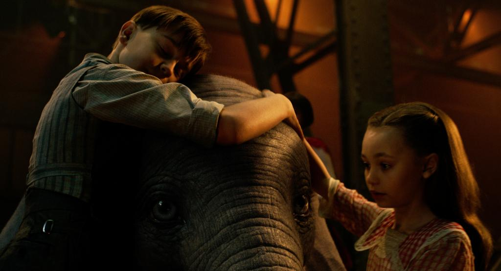 Disney's Live-Action Dumbo Coming To Theaters