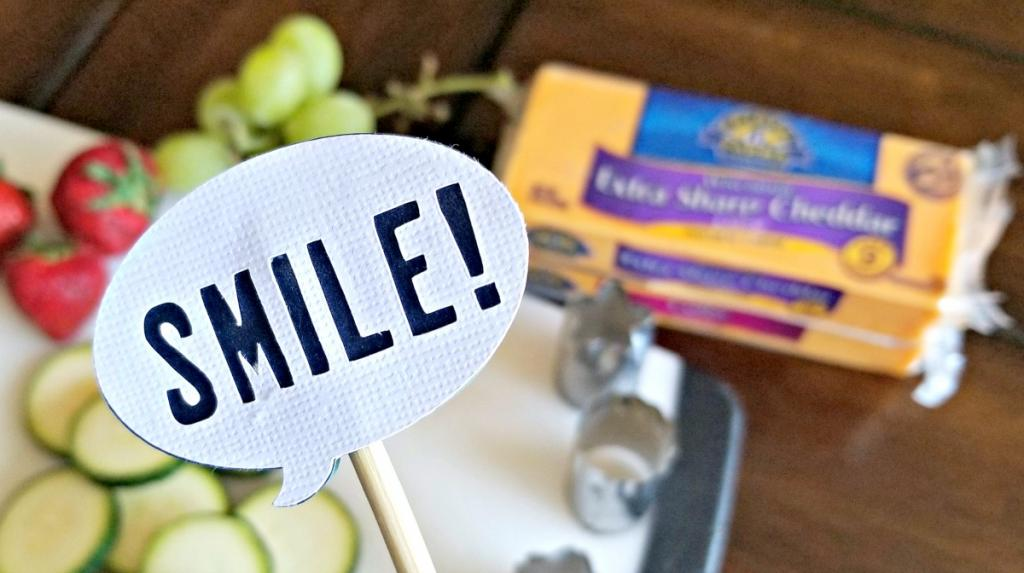 Fun After School Snack For Kids with Easy Craft Idea