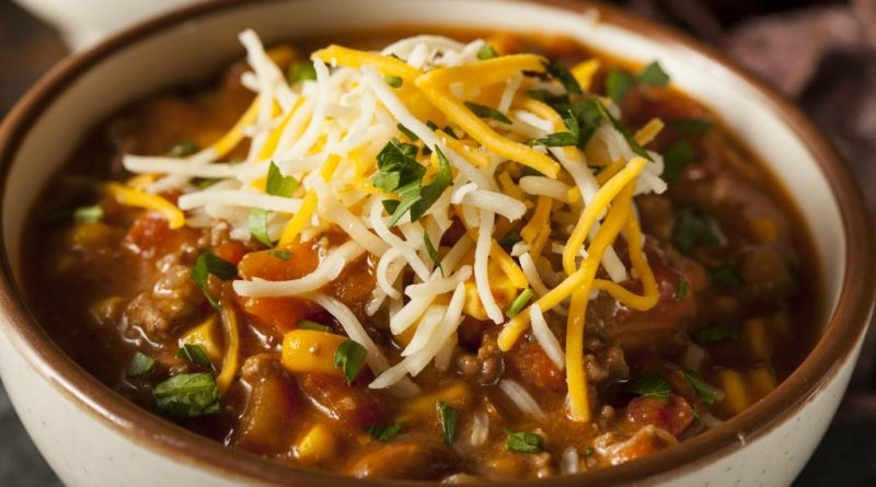 Easy Chicken Chili In Your Pressure Cooker