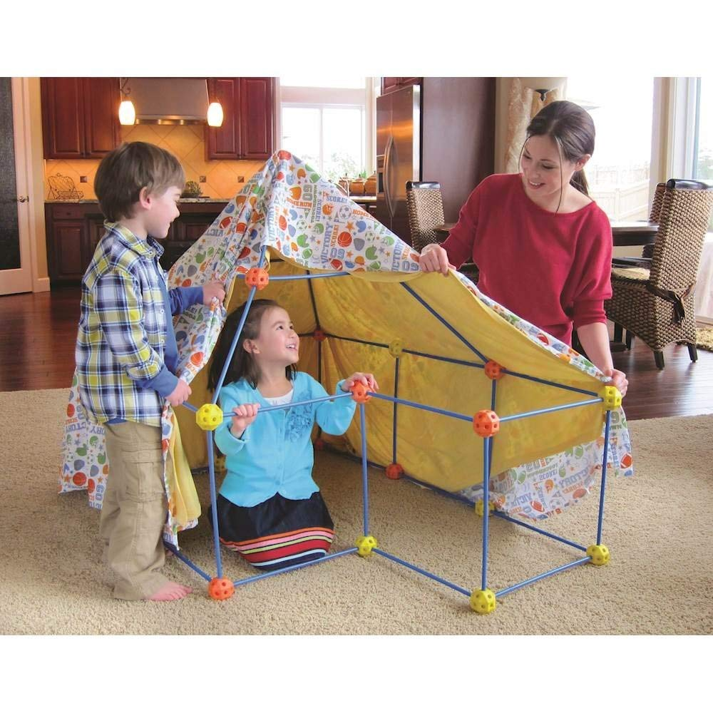 Kids Love Forts – See Our Top Ten Fort Building Tools