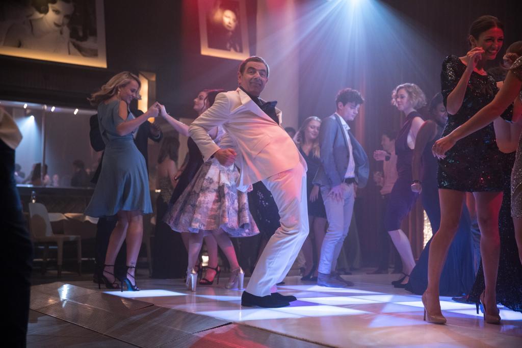 Rowan Atkinson as Johnny English
