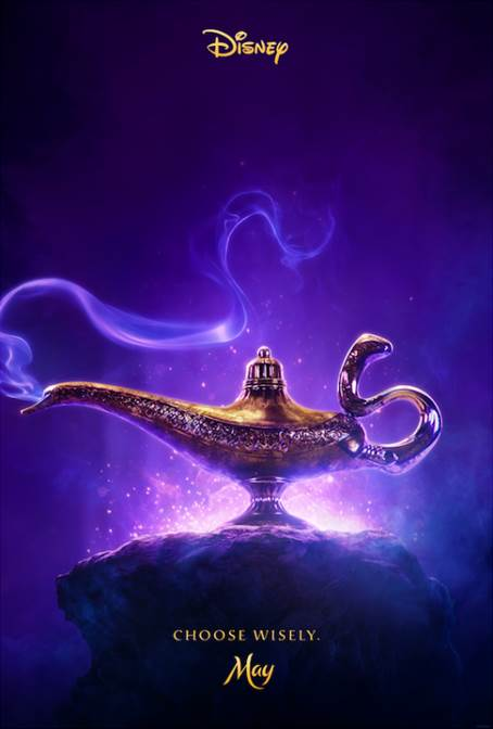 Why The Live Action Aladdin Teaser Trailer Makes Me Nervous