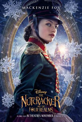 Exclusive Mackenzie Foy Interview – The Nutcracker and The Four Realms