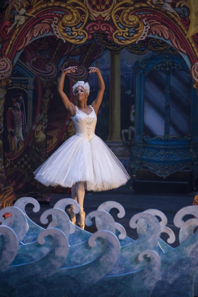 Misty Copeland Interview: The Nutcracker and The Four Realms