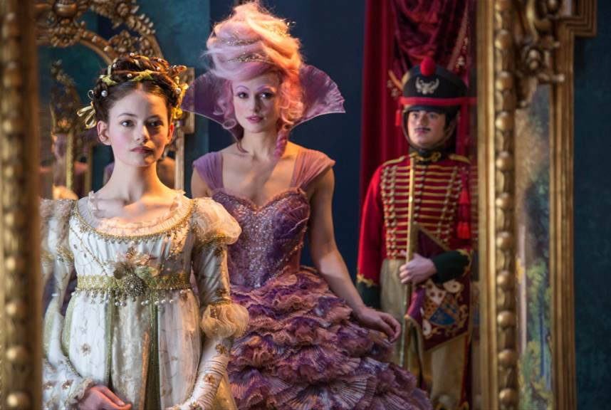 Head To The Fourth Realm with Me At The Nutcracker And The Four Realms Premiere!