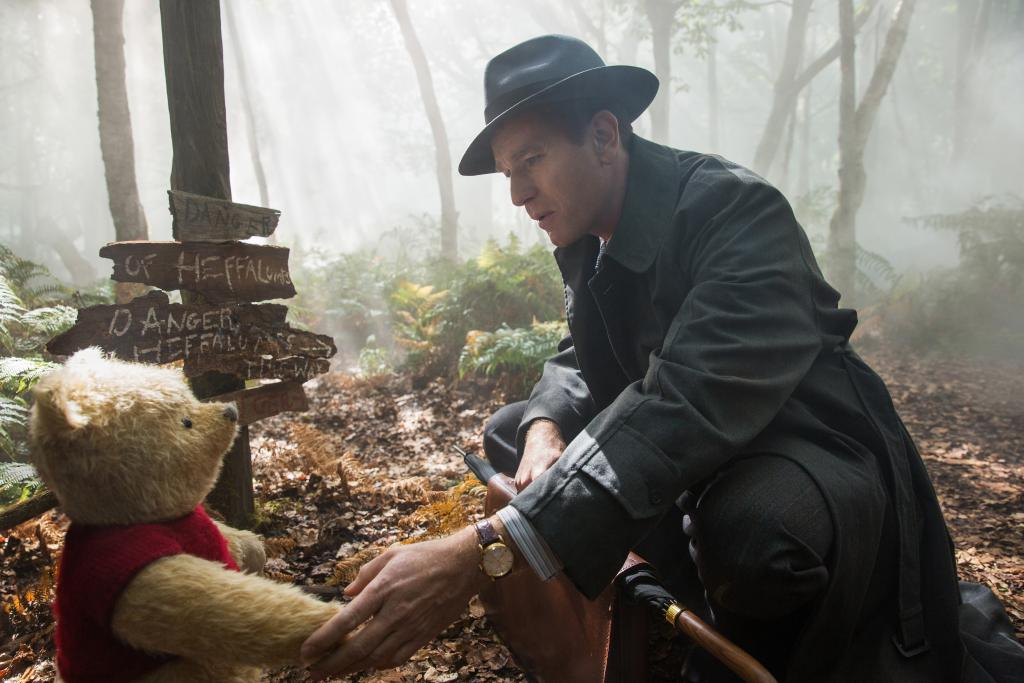 Christopher Robin Available On Blu-Ray