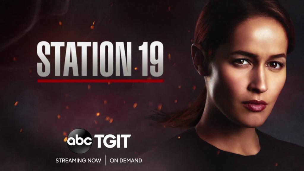 Behind The Scenes at Station 19 – Set Visit and Cast Interviews