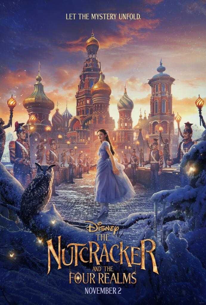 Is The Nutcracker and The Four Realms Kid Friendly? Review with Spoilers Included!